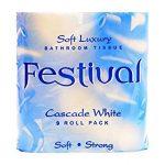 festival toilet tissue